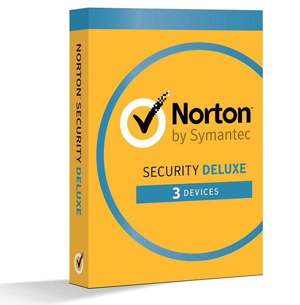 Norton Security Deluxe- 3 Devices -Front