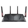 ASUS, AC3100 Dual Band Gigabit WiFi Gaming Router with MU-MIMO, RT-AC88U