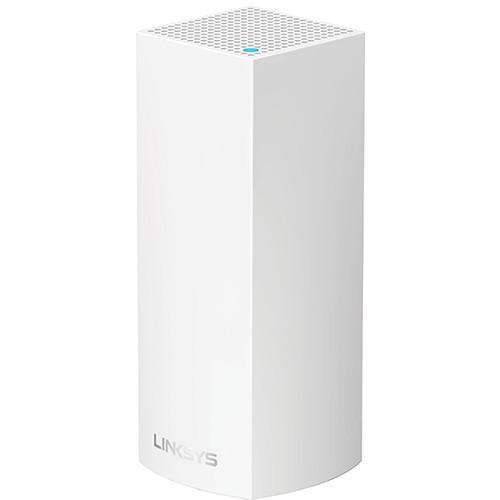 Linksys, Velop Wireless AC2200 Tri-Band Whole Home Mesh Wi-Fi System, WHW0301 (1 Unit)